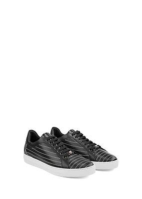 Versace Uomo Sneakers basse impunturate