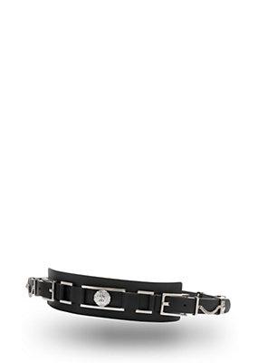 Versus Versace Women Lion Head multi-buckle belt