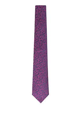 Versace Men Men Modern Baroque Silk Tie