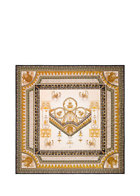 Versace Donna Foulard stampa Marco Polo