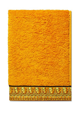 Versace Home Collection Small Heritage Towel