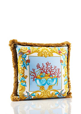 Versace Home Collection Les Trésors de la Mer Cushion