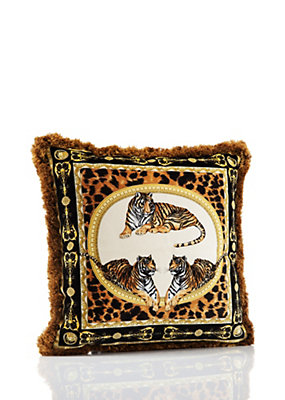 Versace Home Collection Africa Cushion