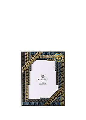 Versace Home Collection Greca and Medusa Picture Frame