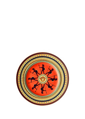 Versace Home Collection Iconic Heroes Plate deep 18 cm