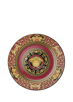 Versace Home Collection Medusa Plate 30 cm