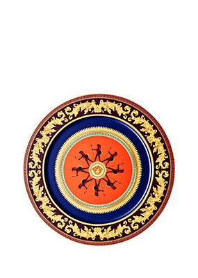 Versace Home Collection Iconic Heroes Plate 30 cm