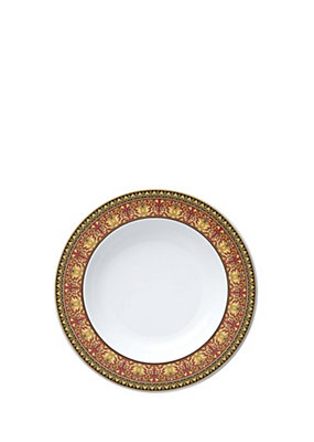 Versace Home Collection Medusa Piatto fondo 22 cm