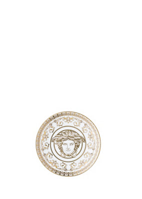 Versace Home Collection Medusa Gala Plate 10 Cm