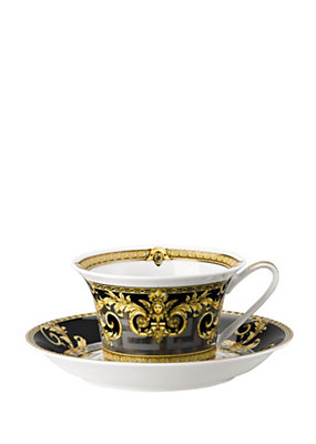 Versace Home Collection Prestige Gala 2 teacup set