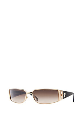 Versace Men Men Rectangle Wrap sunglass