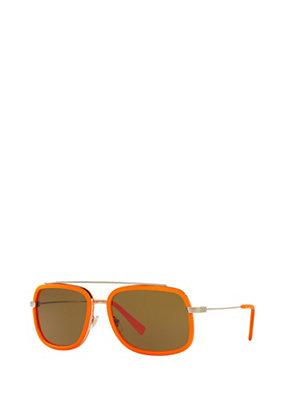 Versace Donna Occhiali da sole Fluo arancio