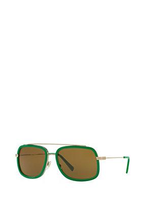 Versace Donna Occhiali da sole Fluo verdi