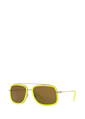 Versace Donna Occhiali da sole Fluo gialli