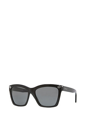 Versace Women Black Frame with Crystals