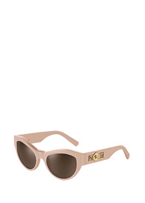 "Versace Women ""Signature"" Cat Eye Sunglasses"