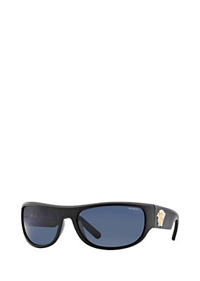 Versace Men Men Classic Medusa Icon Sunglasses