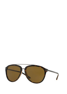 Versace Women Signature Greca Sunglasses