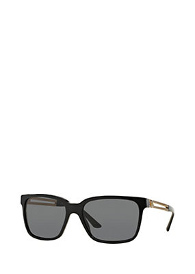 Versace Men Men Medusa and Greca Sunglasses