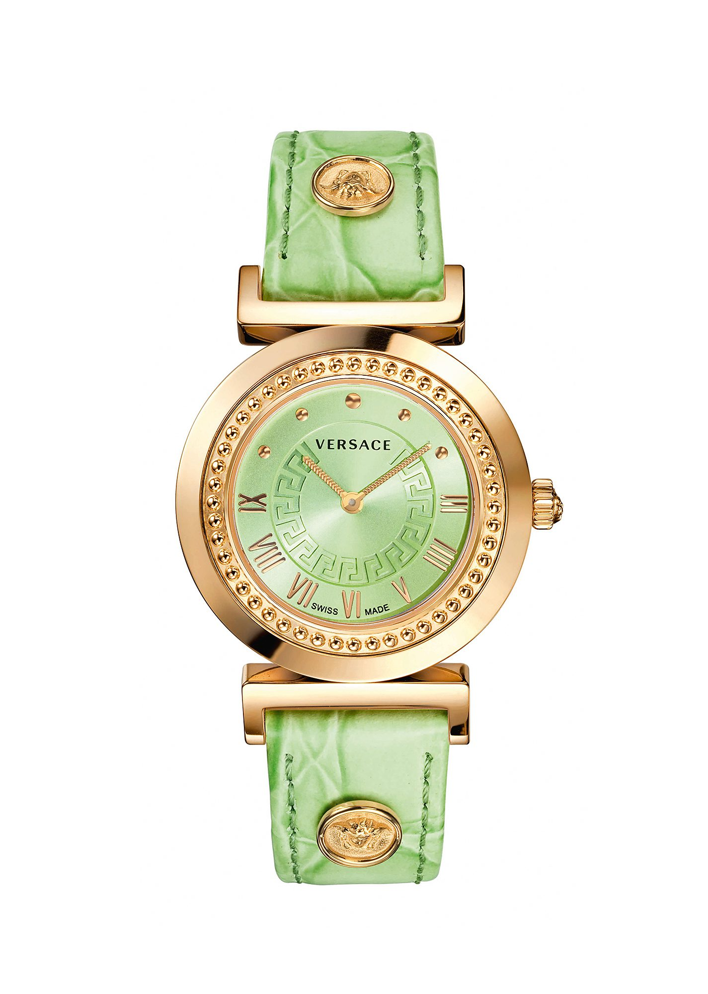The World of Versace Watches