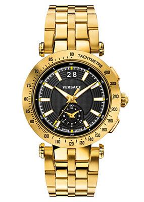 Versace Women Watches V-Race Sport Multi-Strap Watch