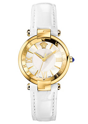 Versace Women Watches Rêvive White Dial Watch