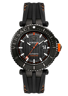 Versace Men Watches V-Race Diver Automatic Watch