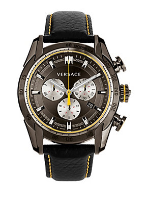 Versace Men Men Watches Black V- Ray