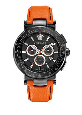 Versace Men Men Watches Mystique Sport Orange