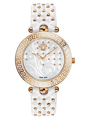 Versace Women Watches Vanitas White Watch