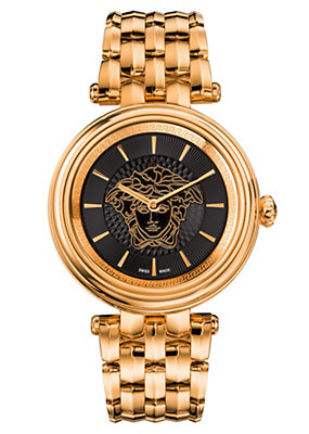 Versace Women Watches Rose-gold Khai watch