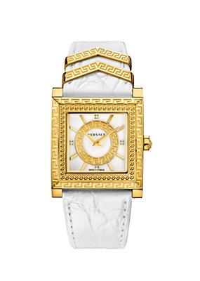 Versace Women Watches DV 25 White