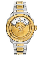 Versace Women Watches Dylos automatic Ltd Ed white insert