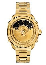 Versace Women Watches Dylos automatic Ltd Ed black insert