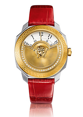 Versace Women Watches Dylos Icon Special Festive Edition