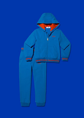 Young Versace Boys Jogging suit with Greca motif