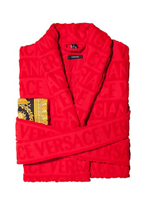 Versace Men Men Versace Bathrobe