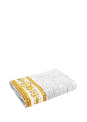 Versace Home Collection Soft Cotton Versace Towel