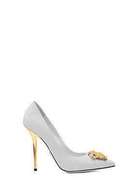 Versace Women Palazzo pumps - heel 11 cm