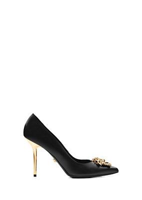 Versace Women Palazzo pumps - heel 9,5 cm